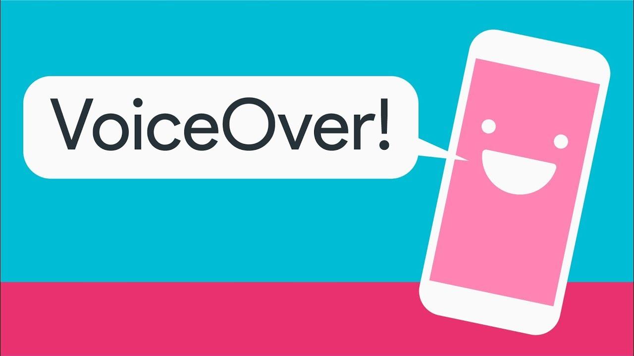 Assistive Tech: VoiceOver on iOS