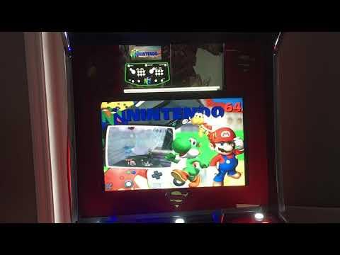 Superman Arcade Version 2.0