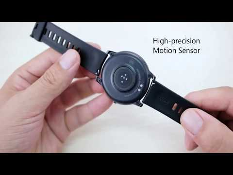 Haylou Solar 1.28 inch TFT Touch Screen Smartwatch Full Review – Test – Price