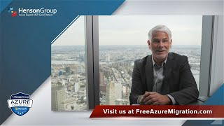 Why Cloud With Us?   Henson Group   FreeAzureMigration.com