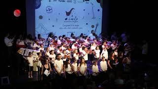Lightly Row - Folk Song (The International Music School of Provence, France www.imsp.fr)