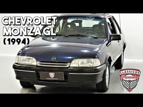 Chevrolet Monza GL (1994) - Clássicos Premium