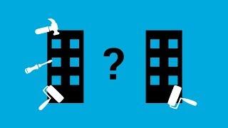 Различия капитального и текущего ремонта
