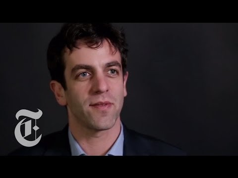 B.J. Novak Interview: Talking to 'One More Thing' Author | The Read Around | The New York Times