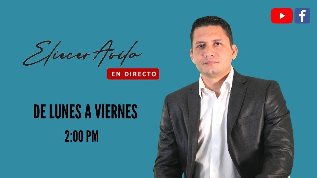 En Directo con Eliecer Avila (Agosto 3, 2021)