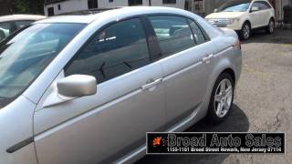 2006 Acura TL Extended Test Drive from Broad Auto