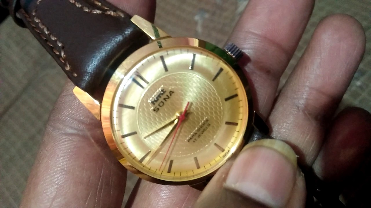 brother from sona vintage on india says watches hi better strap a unboxing hmt