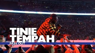 Tinie Tempah - 'Pass Out' (Live At The Summertime Ball 2016)