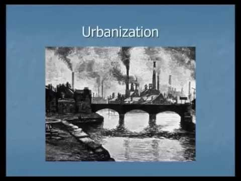 A Short History of the Social Impact of the Industrial Revolution
