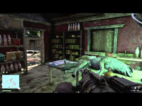 Far Cry 4 - Outpost Takeover - Harpoon Gun