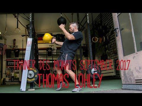 SPOVE Sportmotivation: Was ist CrossFit? mit Thomas Lohley vom CrossFit Kader aus Essen