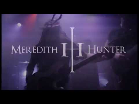 "Meredith Hunter - extraits live ""Born Cursed"" @La Dynamo"