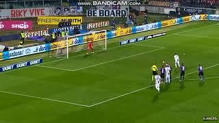 Fiorentina - Juventus 0-3 Ronaldo