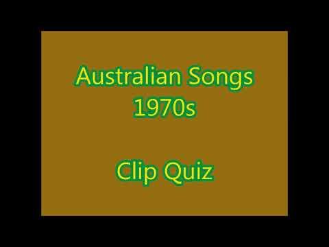 1970s Australian Music Clips