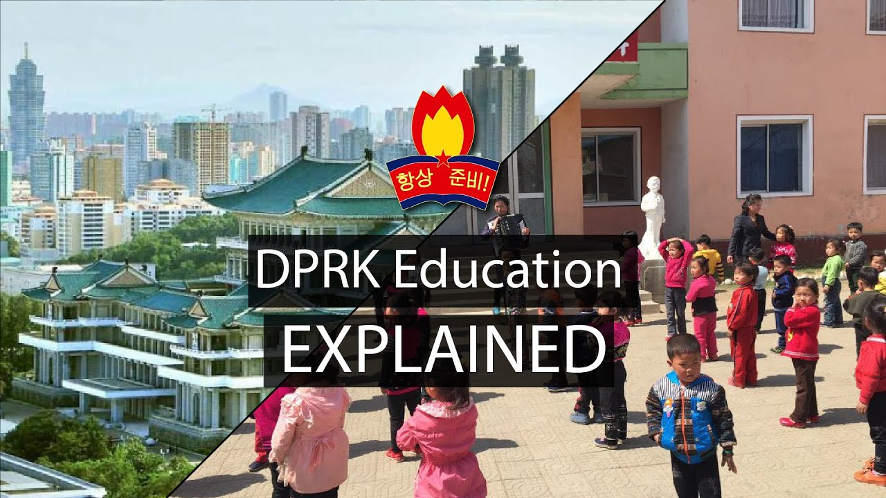DPRK Education EXPLAINED | School in North Korea & The Grand People's Study House