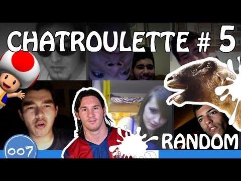 Chatroulette random