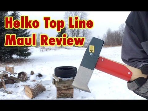 Helko Top-Line Maul Overview