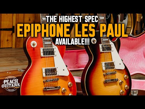 Epiphone 1959 Les Paul Standard Outfit…*ALL SOLD OUT - FULL LENGTH VIDEO TO FOLLOW*