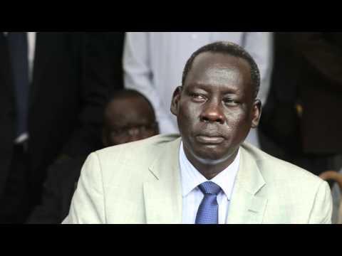 SOUTH SUDAN POLITICS IN JUBA