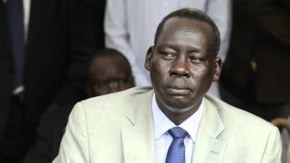 SOUTH SUDAN POLITICS IN JUBA
