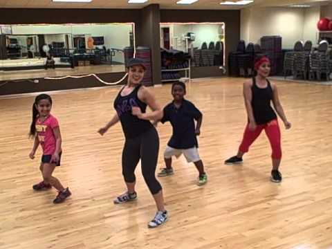 Zumba (dance fitness) - Just Girly Things by Dawin