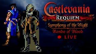Castlevania Requiem Livestream