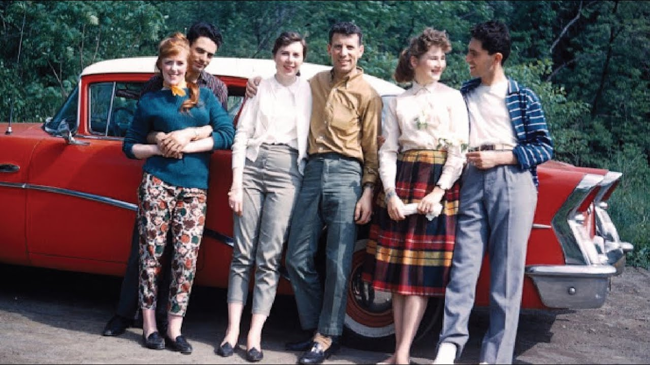 Download The 1950s in Color - Life in America