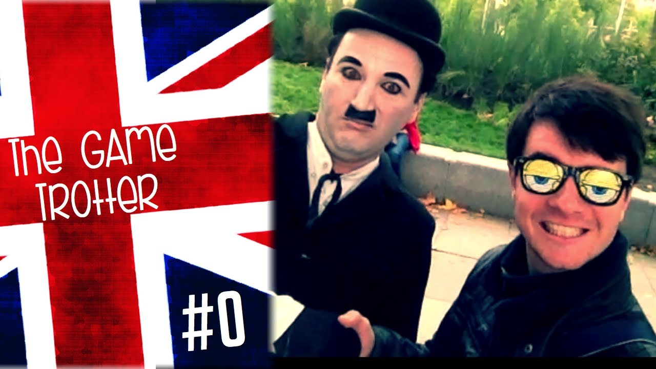 TheGameTrotter #0 – Welcome London – Teaser