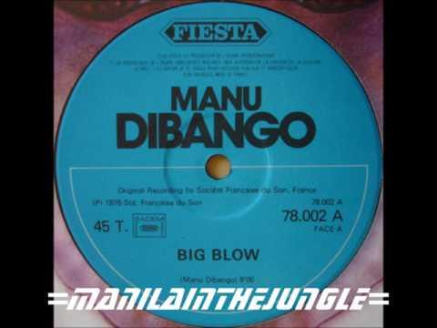 MANU DIBANGO - Big Blow (1976)