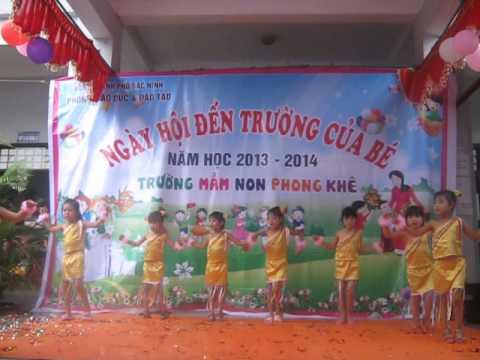 Cô Giáo Em Là Hoa Eban - Lớp Mầm Non Châm Khê