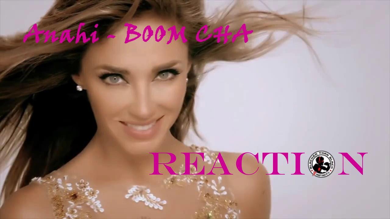 eca929df7091e Anahí - Boom Cha ft. Zuzuka Poderosa  REACTION - YouTube
