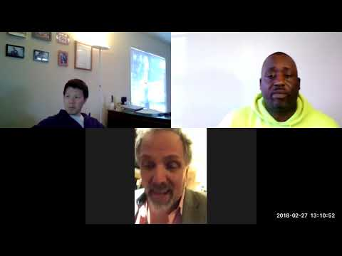 """2018 - 0227 - """"WALK WITH WU"""" FEATURING Areiel Wolanow, Managing Director of Finserv Experts"""