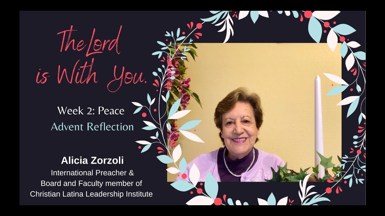 The Lord is With You: Advent Reflections
