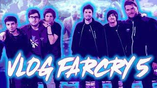 Video de FARCRY 5  EL REALITY: VLOG DETRAS DE CAMARAS!