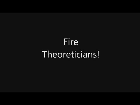 Hire more scientists doing observations and experiments then Fire Theoreticians!