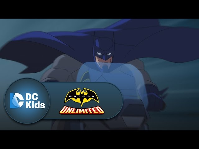 Bank Robbery Gone Wrong | Batman Unlimited | DC Kids