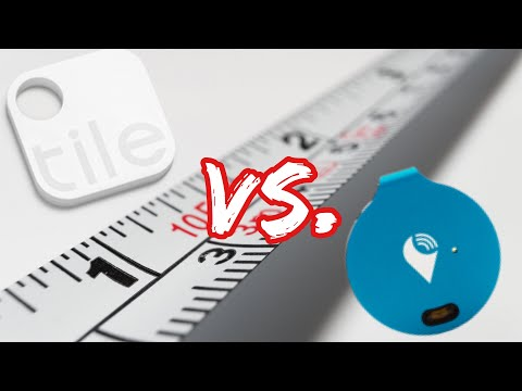 TILE vs TrackR: Distance Test (indoor and outdoor)