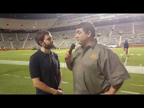 Sports Radio WNML recap of Tennessee's loss to Georgia