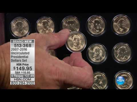 HSN | Coin Collector 09.03.2016 - 08 PM