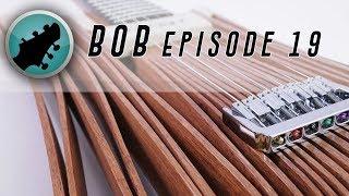 Insane Guitar Build  in 1 Video!  BoB1