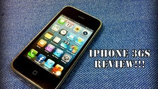 Apple iPhone 3GS Review iOS 6(, 2013-01-12T11:07:32.000Z)