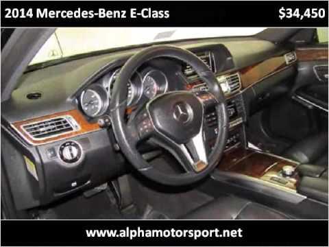 2014 mercedes benz e class used cars fredericksburg va for Mercedes benz fredericksburg va