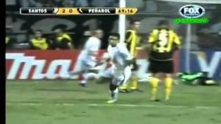 Santos - Peñarol 2-1 Final Copa Libertadores 2011