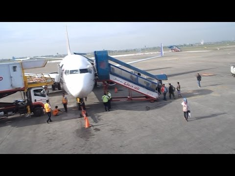 Batik Air ID 6258 737 800 NG Jakarta-Balikpapan: What's Delaying The Flight?