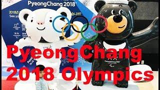 ❄🇰🇷🏂PyeongChang 2018 Winter Olympics 💕Souvenir Shopping