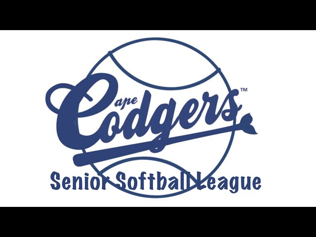Cape Codgers Senior Softball League