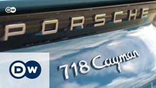 بورشه كايمان 718: سيارة تحمل جينات السرعة | عالم السرعة