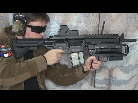 how to make a nerf grenade launcher without a spring