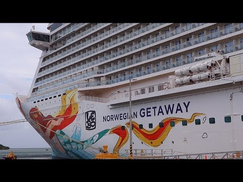 What I Loved About Norwegian Getaway!