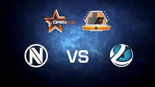 EnvyUs vs. LG - Mirage - Group B - FACEIT CS:GO League Season Finale at Dreamhack Open Winter